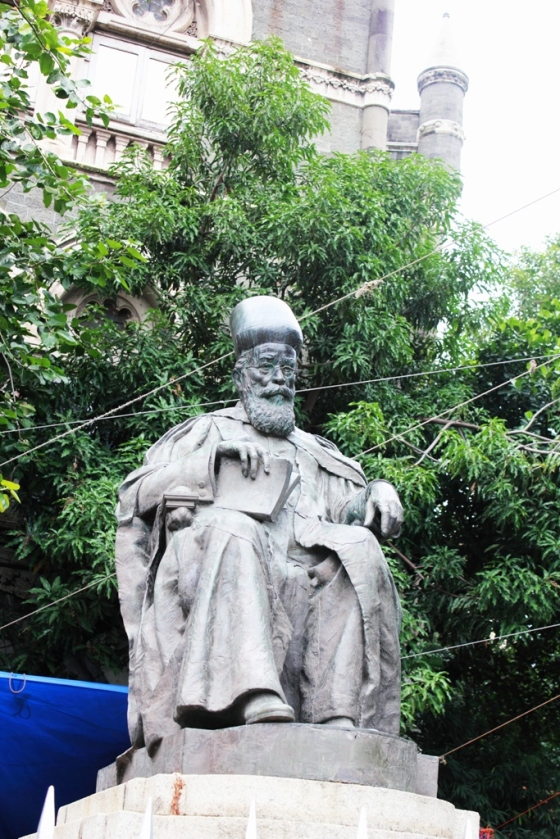 Old Man Of India Was An Indian Political Leader Educator And A Cotton