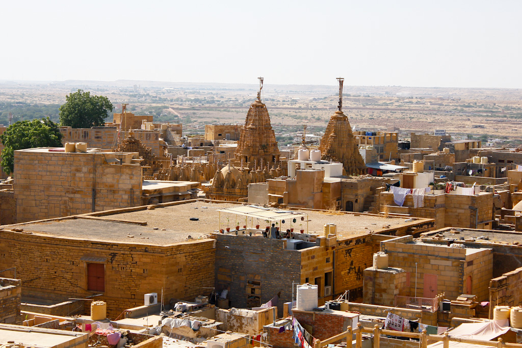 Jaiselmer City View